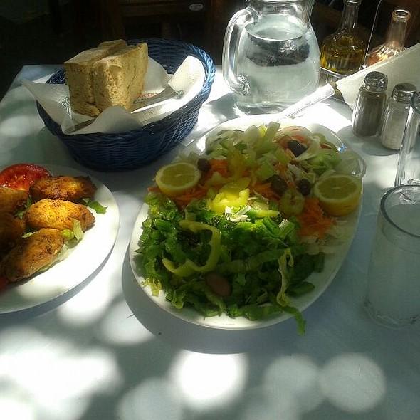 Salad @ Bairaktaris