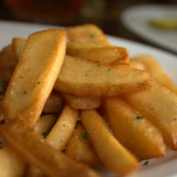 French Fries @ de Vere's Irish Pub