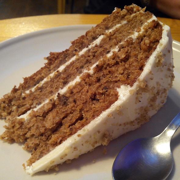 Carrot Cake @ La Cocina De Mi Vecina