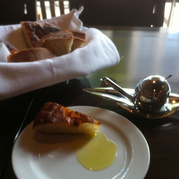 Bread & Rosemary Olive Oil - Tiella, New York, NY