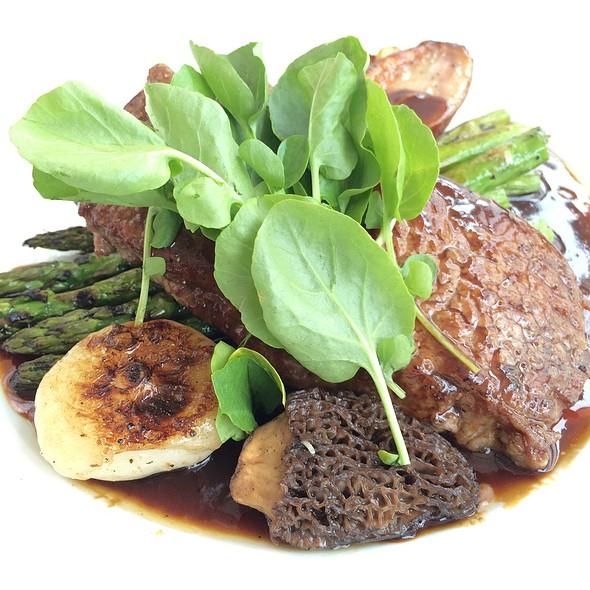 NY Steak @ The Rotunda (Neiman Marcus)