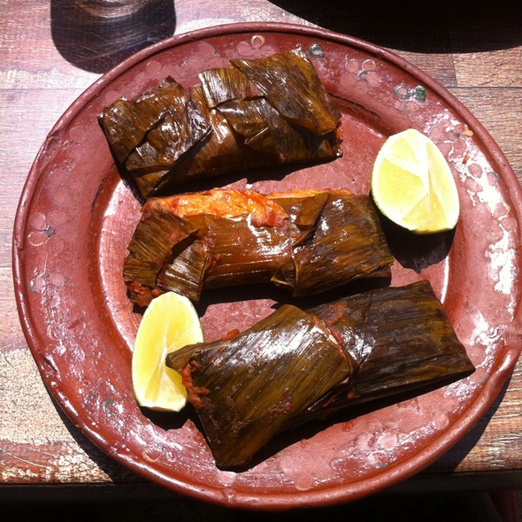 tamales - Charrito's - Weehawken, Weehawken, NJ