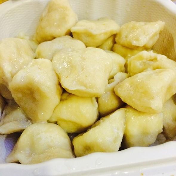 Combo Dumplings @ Pelmeni