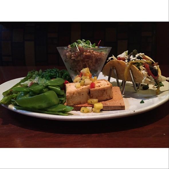 Spring Vegetarian Tasting - Seasons 52 - Tampa, Tampa, FL