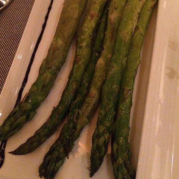 Grilled Asparagus - PY Steakhouse, Tucson, AZ