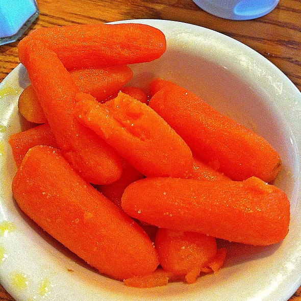 Honey Carrots @ Cracker Barrel