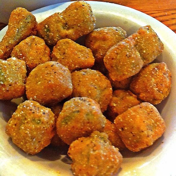 Fried Okra @ Cracker Barrel