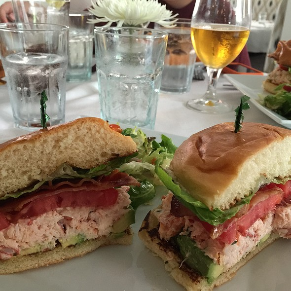 Lobster BLT with Avocado - Page at 63 Main, Sag Harbor, NY