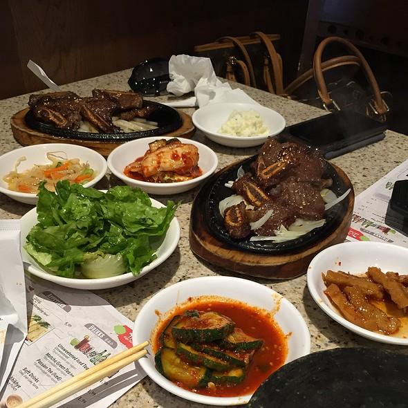 Lunch Special @ Kaju Tofu Restaurant