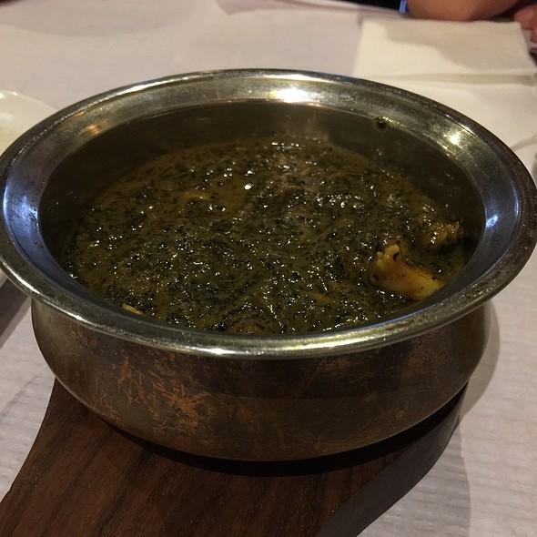 Chicken Xacuti @ Restaurante Calcuta