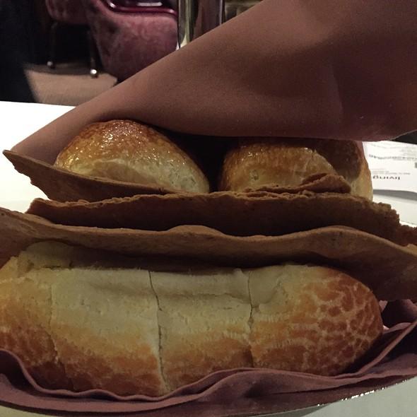 Bread Service - The Steakhouse at Harrah's - Harrah's Reno, Reno, NV