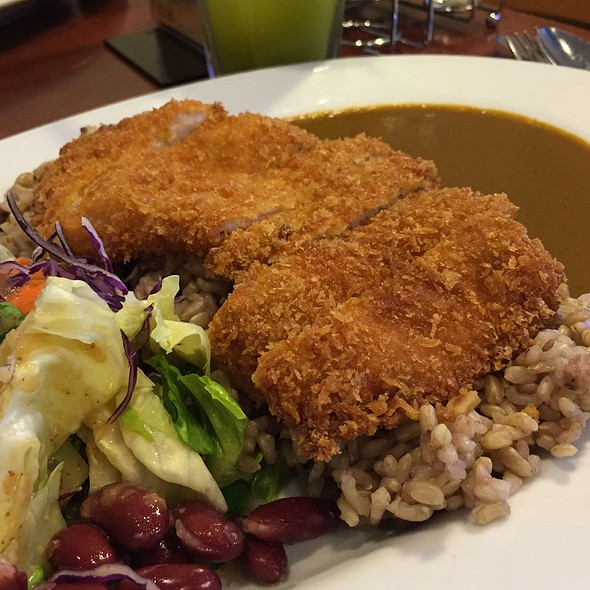 Chicken Katsu Curry @ Curry House Cypress