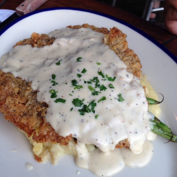 Chicken Fried Sirloin Steak