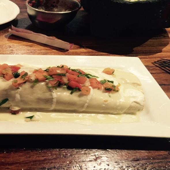 Burrito San Jose @ Plaza Azteca