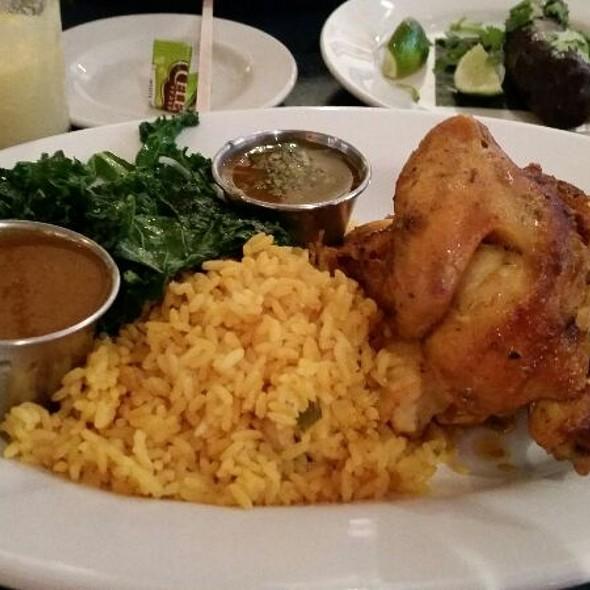 Risotto chicken  - Bogota Latin Bistro, Brooklyn, NY