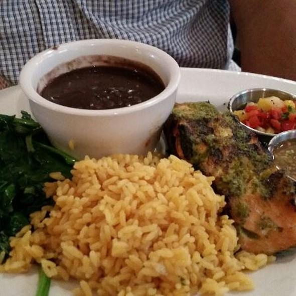 Salmon Tropical - Bogota Latin Bistro, Brooklyn, NY