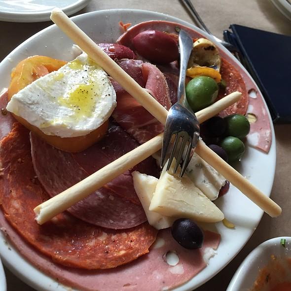 Salami Platter - Luce Ristorante E Enoteca, San Antonio, TX