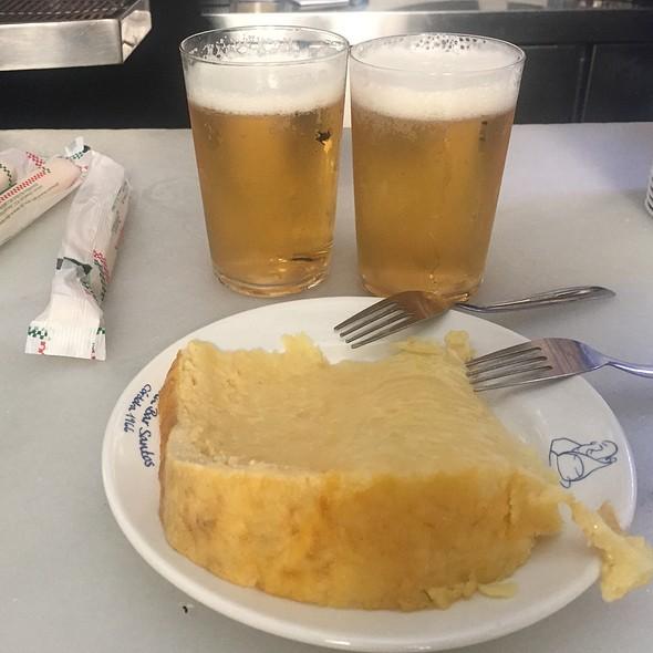 Tortilla de patata @ Bar Santos