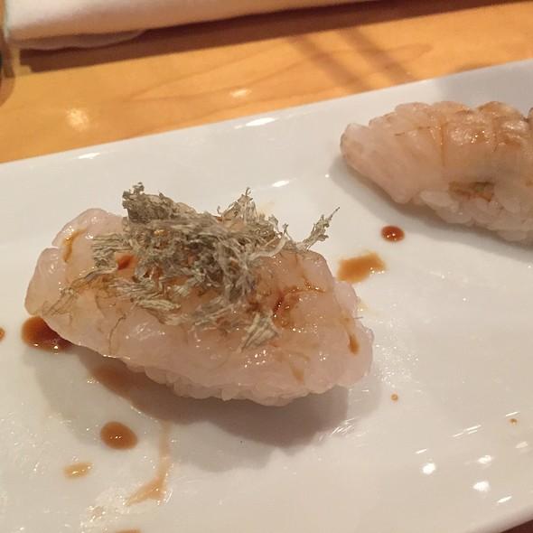 Silver Shrimp Sushi