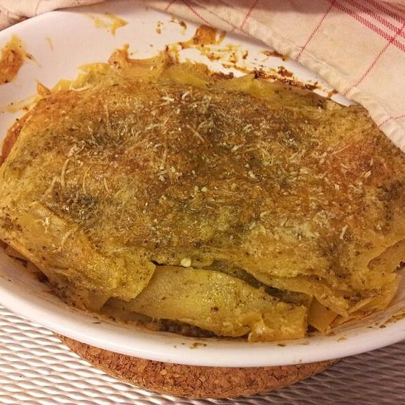 Vegeterian Lasagne