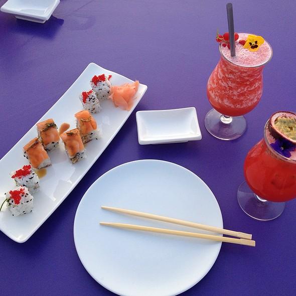 Sushi & Cocktail @ Nona