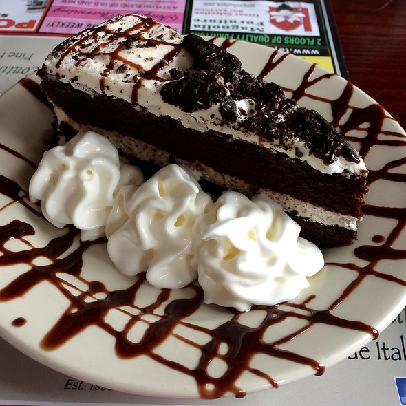 Cookies N' Cream Cake @ Frederica Pizza & Pasta House