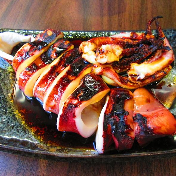 Robata Squid