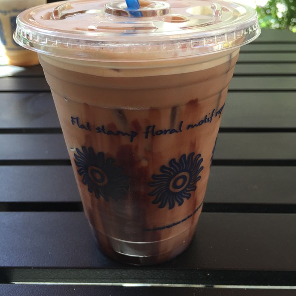 Iced Mocha @ Peet's Coffee & Tea