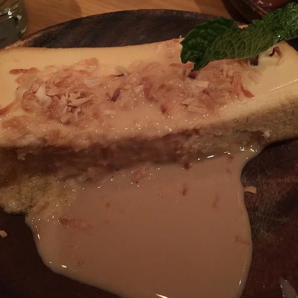 Flan @ De Cero Restaurant