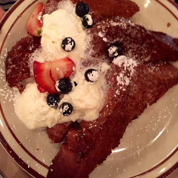French Toast - Beehive, Boston, MA