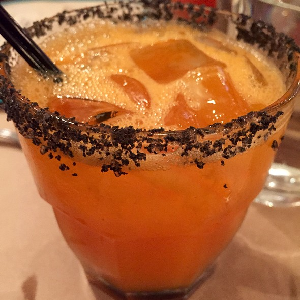 Carrot Margarita - Beehive, Boston, MA