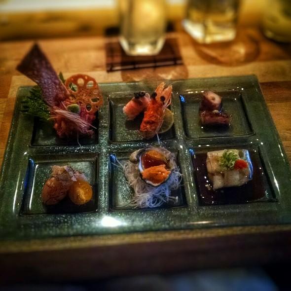 Tsukuri Six (Seafood Bites) - ShinBay, Scottsdale, AZ