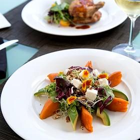 Avocado And Feta Salad