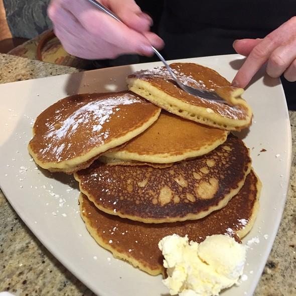 pancakes @ Giant Artichoke Restaurant
