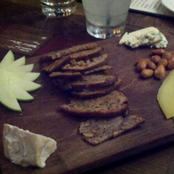 Artisan Cheeses @ Chopbar