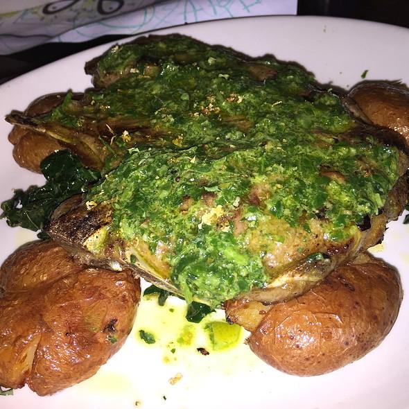 Grilled Lamb Chops - Kefi, New York, NY