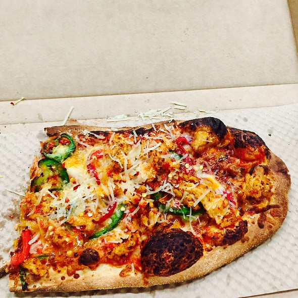 'Make My Own' Pizza @ Andpizza