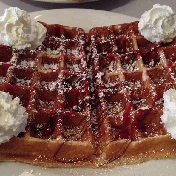 À La Gabus Waffle