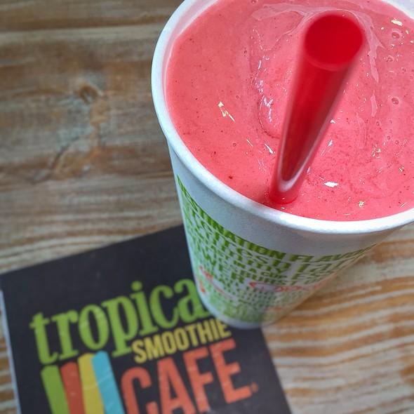Tropical Smoothie Cafe Menu Frisco