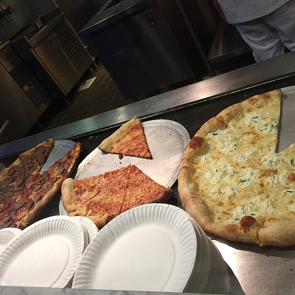 Pizzas Available At 3:00 Am @ Secret Pizza At The Cosmopolitan