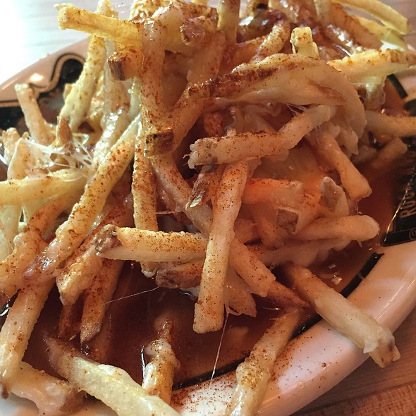 Rock And Roll Fries @ Brooklyn Bowl Las Vegas