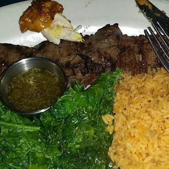 strip steak @ Bogota Latin Bistro