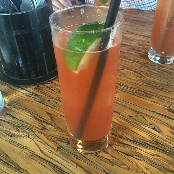 Moscow Mule - URBN Coal Fired Pizza, San Diego, CA