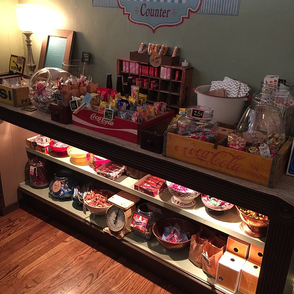 Candy Counter @ Hendel's Market Cafe