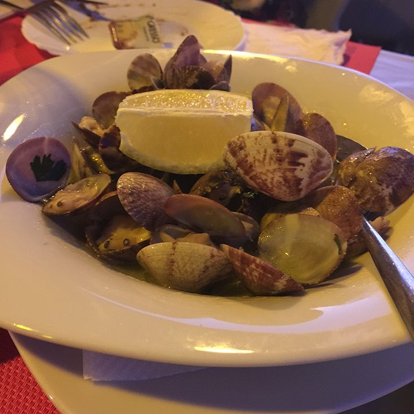 Clams Guilho @ Dom Petisco