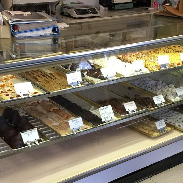 pastries!!! @ Helfer's Pastries, Inc.