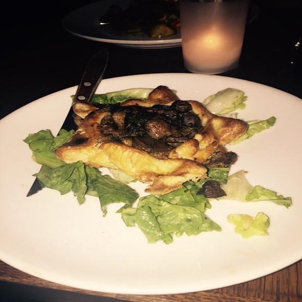 Mushroom Tarte