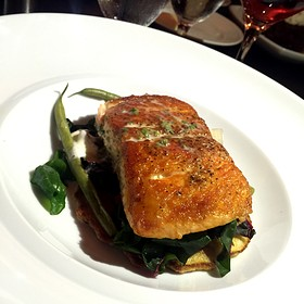 Broiled Verlasso Salmon