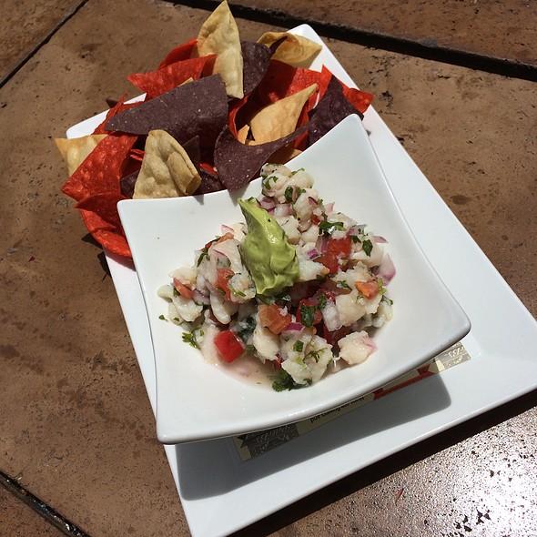 Ceviche - Peter B's Brewpub, Monterey, CA
