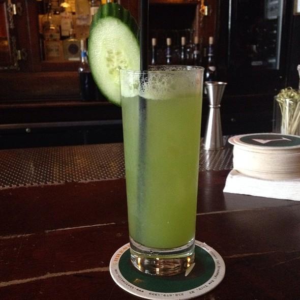 Cucumber Celery Soda